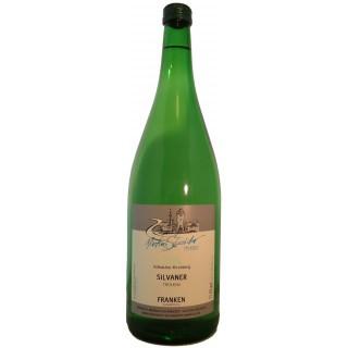 2018 Silvaner Qualitätswein trocken 1 L - Weingut Markus Schneider