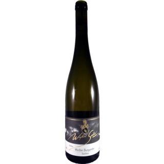 2017 Weißer Burgunder Spätlese BIO - Weingut Winfried Seeber