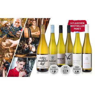 Weißwein Bestseller Paket