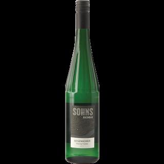 2017 Geisenheimer Riesling trocken - Weingut Sohns