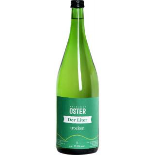 2019 Der Liter trocken 1,0 L - Weingut Oster