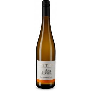 2020 Summertime Cuvee weiß halbtrocken - Weingut Peter