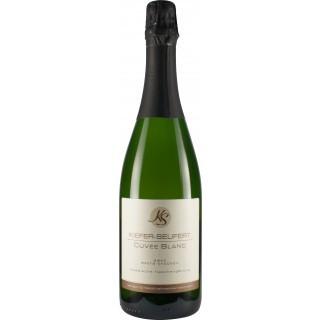 Cuvée Blanc Sekt extra trocken - Weingut Kiefer-Seufert