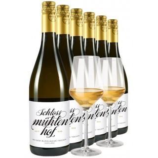 Weißburgunder vom Löss Paket - Weingut Schlossmühlenhof