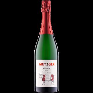 2016 Riesling Sekt Brut - Weingut Metzger