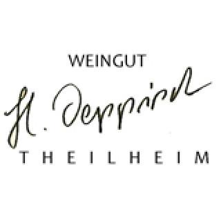 2019 Weiss feinherb Bio - Weingut H.Deppisch