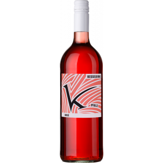 2018 Rosé halbtrocken 1L BIO - Weingut Lukas Kesselring