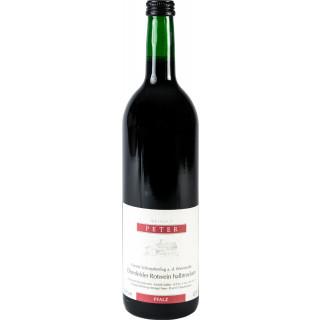 2018 Dornfelder Rotwein halbtrocken - Weingut Peter