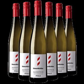 2018 Sauvignon Blanc vom Sandstein Paket - Weingut Hinterbichler