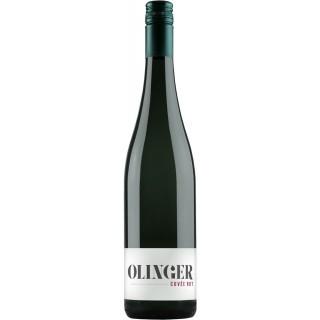 2018 Cuvée Rot trocken - Olingerwein