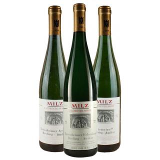 Gereifte Auslesen aus VDP.Großen Lagen edelsüß Paket - Weingut Josef Milz