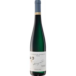 2017 Kanzemer Riesling Kabinett trocken - Bischöfliche Weingüter Trier