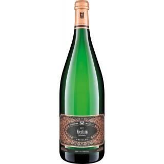 2015 Wegeler Riesling Qualitätswein feinherb VDP.GW 1L - Weingüter Wegeler Oestrich