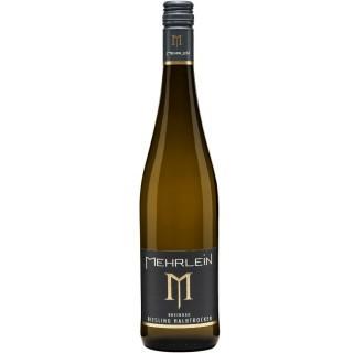 2018 Riesling halbtrocken - Weingut Bernhard Mehrlein