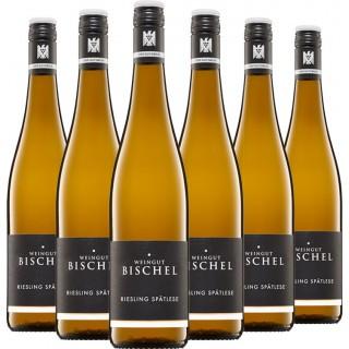 2018 Riesling Spätlese VDP.Gutswein fruchtsüß Paket - Weingut Bischel