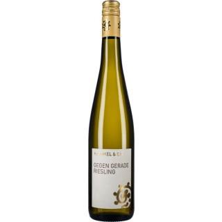 2018 gegen gerade Riesling - Weingut Hammel