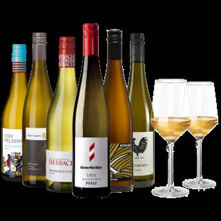 Weißwein Genuss Paket