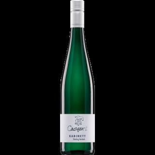 2018 Kabinett Riesling feinherb Bio - Weingut Caspari-Kappel