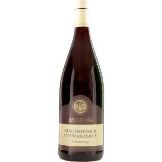 2018 Kirchheimer Schwarzerde lieblich 1L - Weinkellerei Emil Wissing
