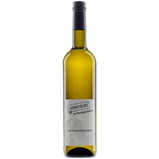 2017 Grauer Burgunder QbA trocken - Weingut Weinmanufaktur Schneiders