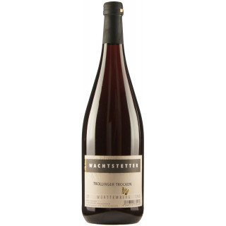 2018 Trollinger QbA trocken 1L - Weingut Wachtstetter