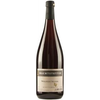 2018 Trollinger trocken 1,0 L - Weingut Wachtstetter
