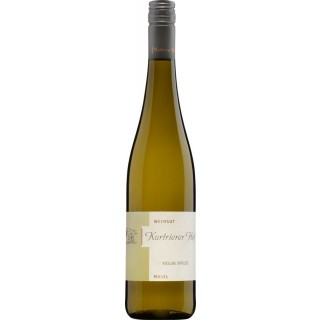 2015 Köwericher Laurentiuslay Riesling Spätlese edelsüß - Weingut Kurtrierer Hof