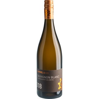 2018 Sauvignon blanc Bissersheimer Goldberg - Weingut Hammel