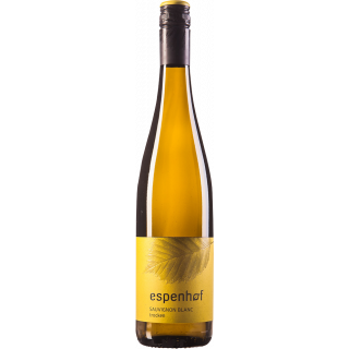 2018 Sauvignon Blanc QbA trocken - Weingut Espenhof