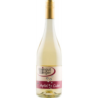 2019 Apfel Cider - Weingut Ebinger