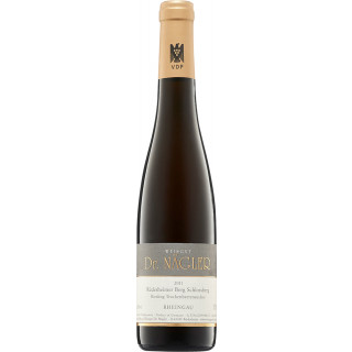 2011 Rüdesheimer Berg Schlossberg Riesling Trockenbeerenauslese edelsüß 375ml - Weingut Dr. Nägler