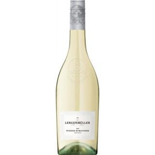 2018 Weißer Burgunder trocken - Weingut Lergenmüller