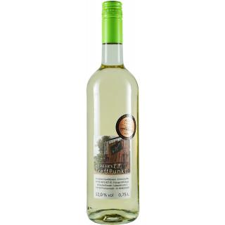 """""""Treffpunkt"""" Weißwein-Cuveé feinherb - Winzerhof Keßler"""
