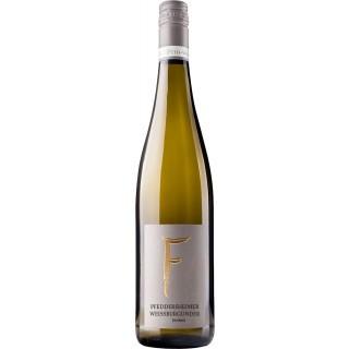 2018 Weißer Burgunder ORTSWEIN trocken Bio - Weingut Feth