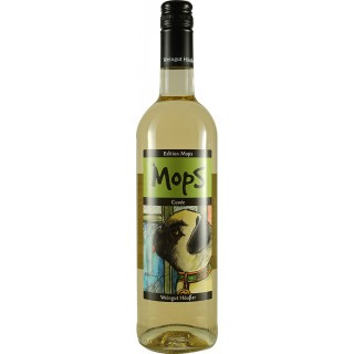 2017 Winnender Mops Cuvée Weiß trocken - Weingut Häußer