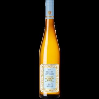 2019 Kiedrich Gräfenberg Riesling Spätlese süß - Weingut Robert Weil