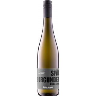 2017 Spätburgunder Blanc de Noirs Trocken - Weingut Andres