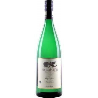 2018 Rheingau Riesling trocken VDP.Gutswein 1L - Weingut Freimuth
