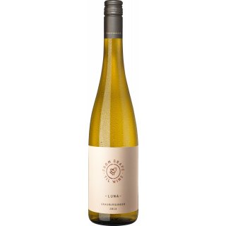 2018 Luna Grauburgunder - From Grape Til Wine Trocken - Weingut Dreissigacker