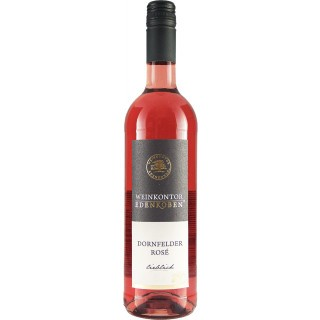 2020 Dornfelder Rosé lieblich - Weinkontor Edenkoben (Winzergenossenschaft Edenkoben)
