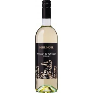 2019 Weißer Burgunder trocken - Weingut Behringer