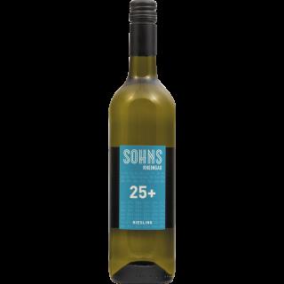 2017 Riesling 25+ - Weingut Sohns