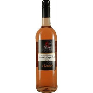 2019 Hermannsweiler Himmelreich Muskat-Trollinger Rosé CHARME halbtrocken - Weingut Häußer