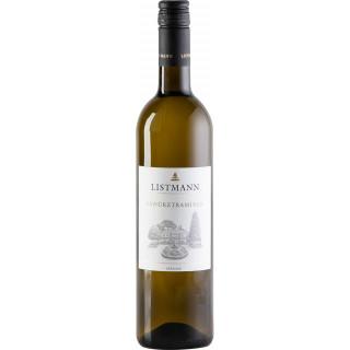 2019 Gewürztraminer süß - Weingut Listmann