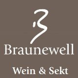 2018 Riesling trocken 1L - Weingut Braunewell