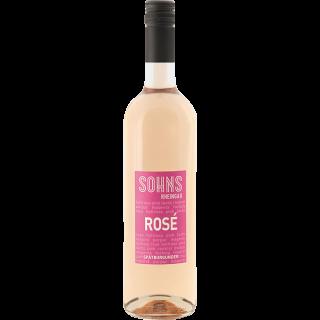 2018 Spätburgunder Rosé trocken - Weingut Sohns
