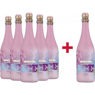 5+1 ICE Sekt Rosé Paket - Weingut Schloss Affaltrach
