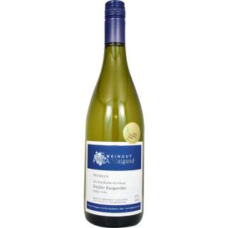 2018 Weißer Burgunder Spätlese trocken - Weingut Waigand