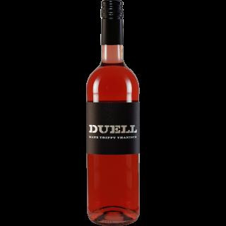 2018 Duell Manz trifft Thanisch Rosé - Manz Wein
