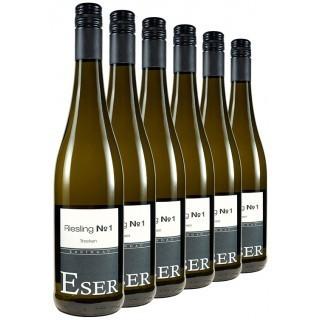 Riesling No 1-Paket // Weingut H.T. Eser